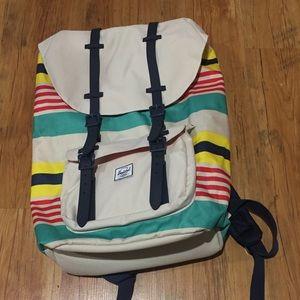 Herschel little America Multicolored backpack